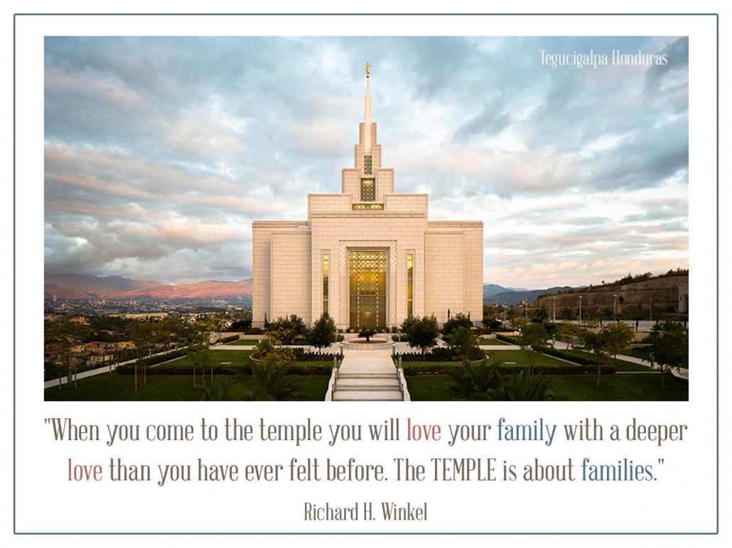 4x3 temple love family