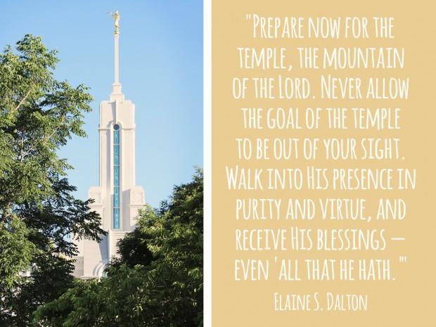prepare now temple dalton