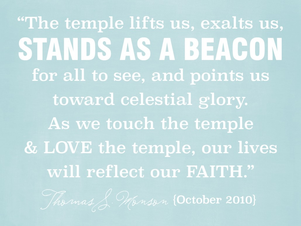 TEMPLE AS A BEACON MONSON1
