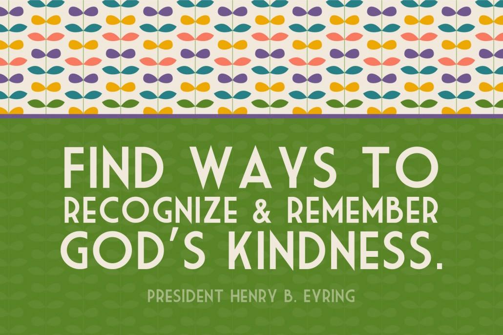 4x6 tender mercies kindness