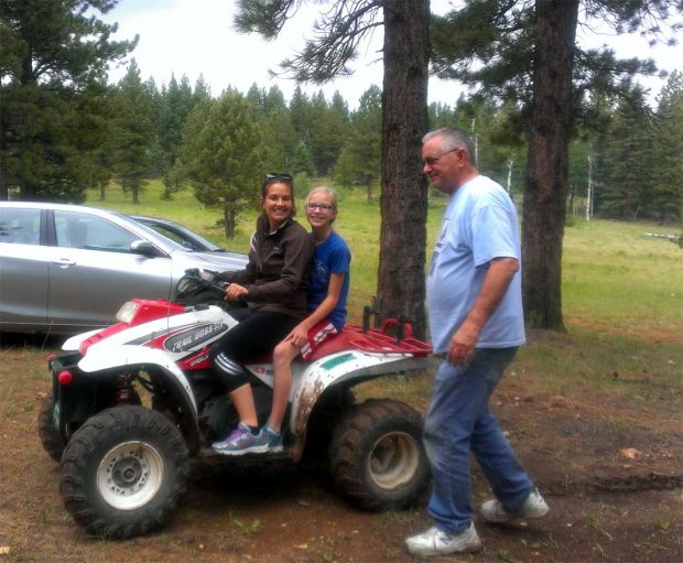hannah-julie-bucky-four-wheeler-july-2015