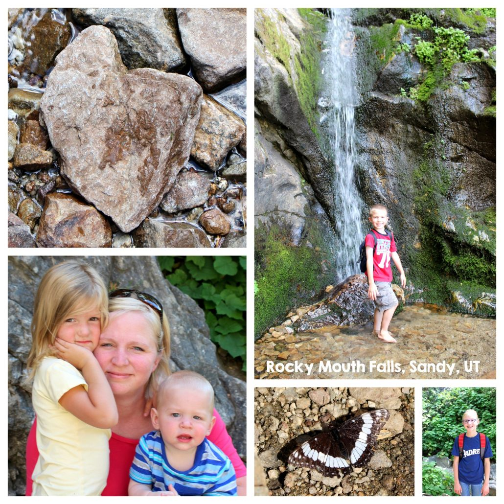 rocky mouth falls hike1