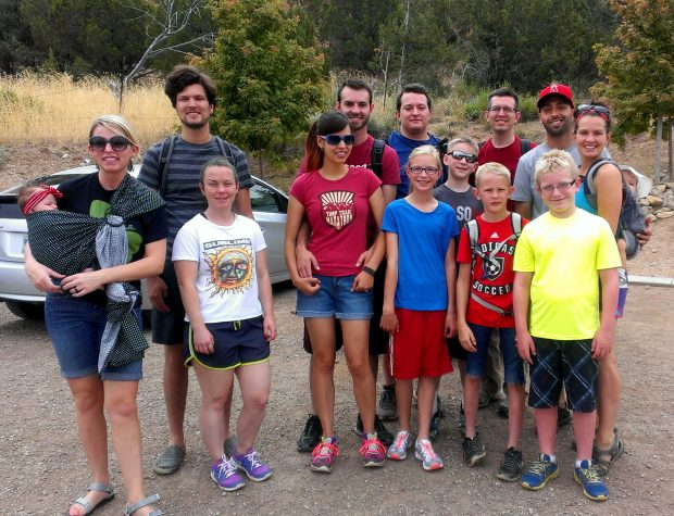 thompson-smith-hike-kanarraville-falls-july-2015