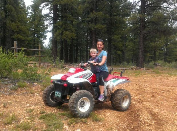 truman-julie-four-wheeler-july-2015