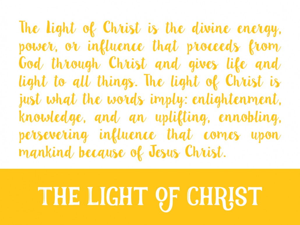 3x4 light of christ