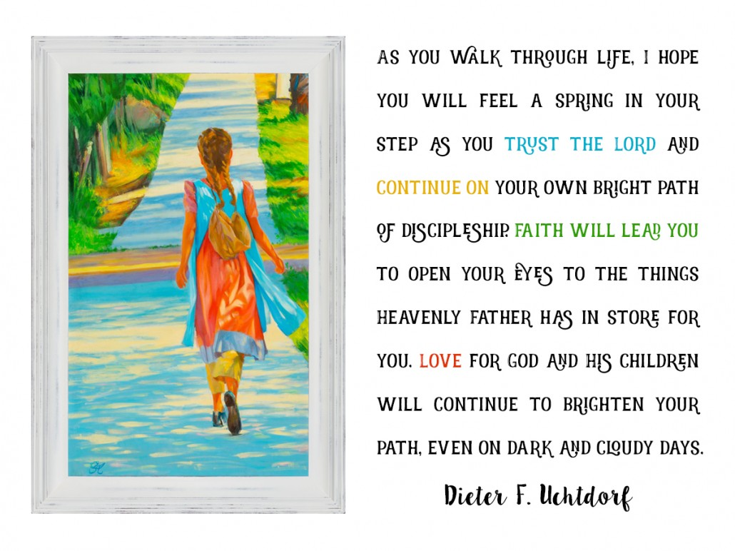 walk through life uchtdorf